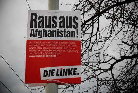 Raus aus Afghanistan !