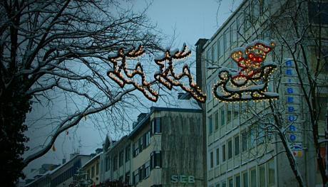 Reisebüro Weihnachtsmann: wieder auf Tour