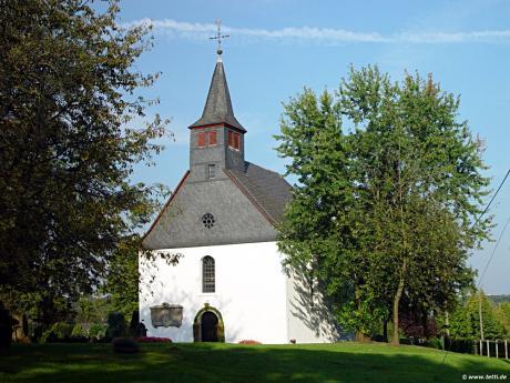 St.-Reinoldi-Kapelle: Rupelrath,  42699  Solingen  Aufderhöhe