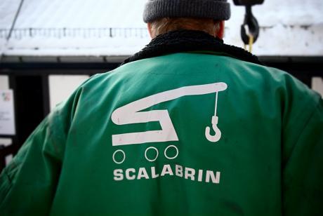 Wer ist für den Hub verantwortlich?: Scalabrin