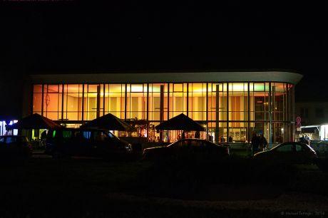Alte Schalterhalle des ehemaligen Hauptbahnhofes zu Solingen
