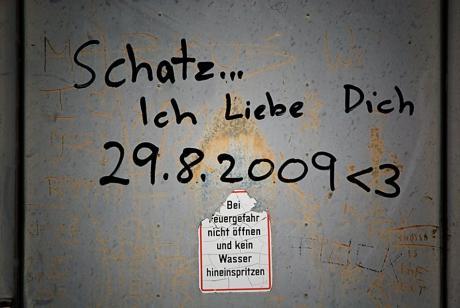 Schatz ...: Ich Liebe Dich