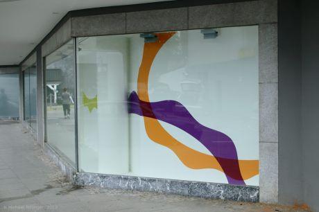 Kunst am Schaufenster?