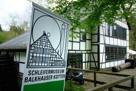 Schleifermuseum: Balkhauser Kotten