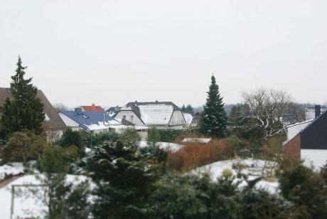 Schnee: Frau Holle kann es nicht lassen