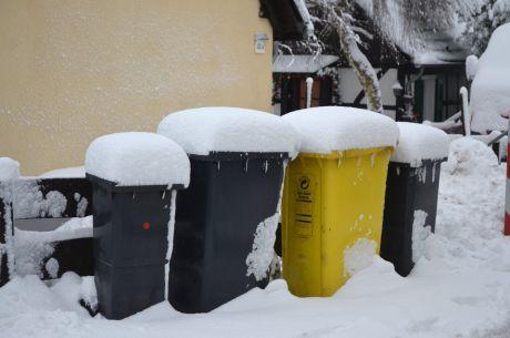 Schneemenge