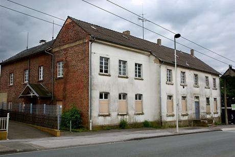 Schule Hingenberg: an der Bergerstraße