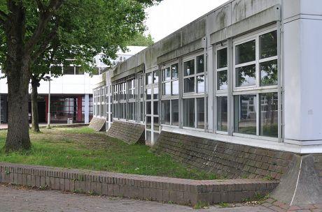 Klassenräume Schulzentrum Vogelsang