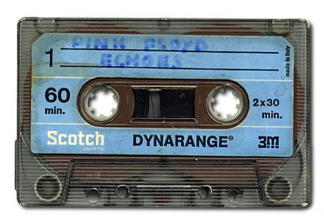 Compact Cassette: (CC), auch als Audiocassette bekannt