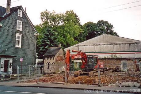Focher Straße 10: es war einmal (August 2008)