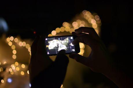 der Smartphoneblick