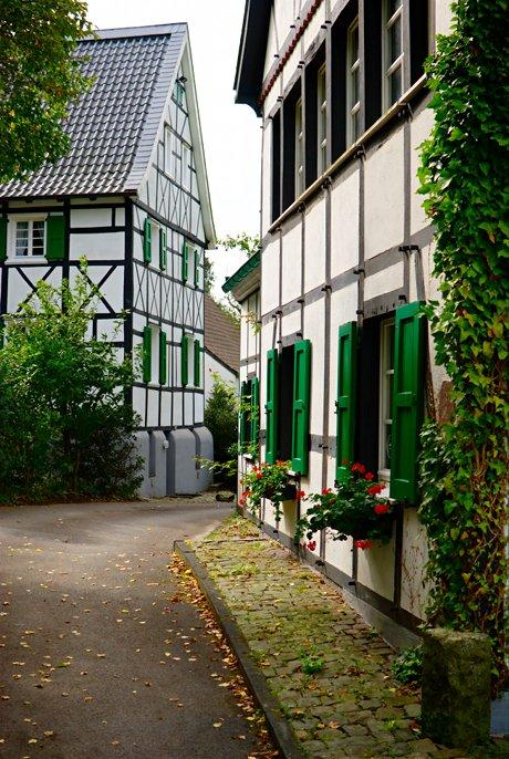 Auch diese Ansicht gehört zu Solingen: nicht unbedingt City, aber nicht weit entfernt
