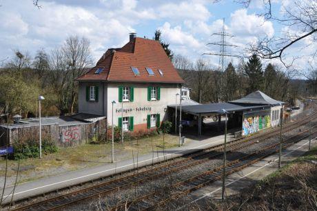 Bahnhalt Solingen-Schaberg