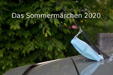 Sommermärchen 2020: Statt Deutschlandflagge nun eine chinesische Mundbedeckung