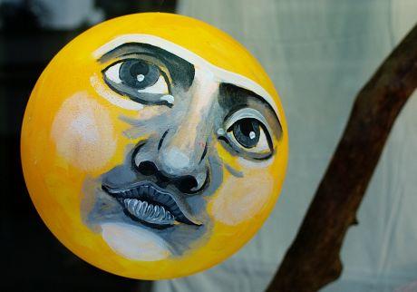 winterliche Sonne: von Pamela Puga (Galerie Cita-Art-Projekt)