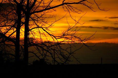 Sonnenuntergang (18.3.2013)