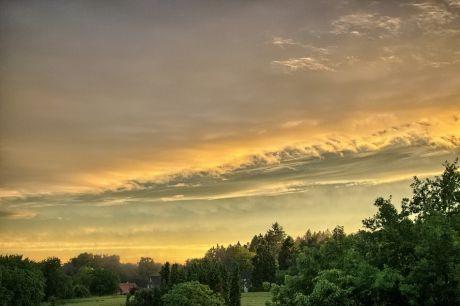 Sonnenuntergang (13.06.2013)