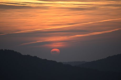 Sonnenuntergang: 17:05 Uhr