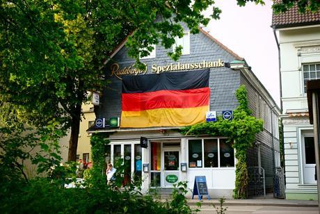 Spezialausschank: Brandy's an der Potsdamer Straße