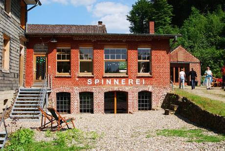 Spinnerei: Atelier im Murbachtal