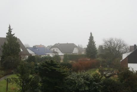 Sprühregen: +Nebel