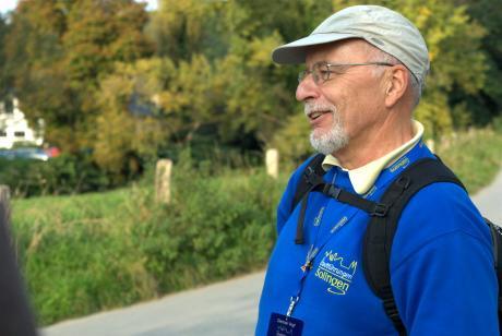 Stadtführer Dietmar Vogt