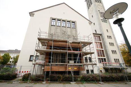 Umbau Stadtkirche