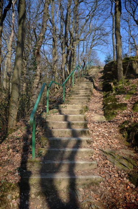 Stairway to Heaven: der beschwerliche Weg zur Kastelei, A2 N (S)