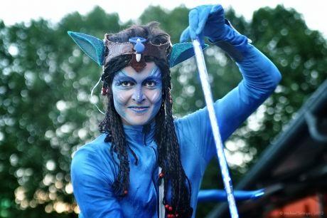 Avatar: in Solingen zur Lichternacht