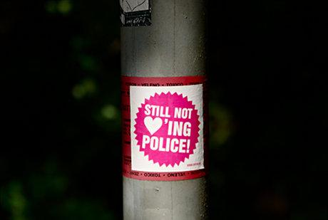 Not loving Police