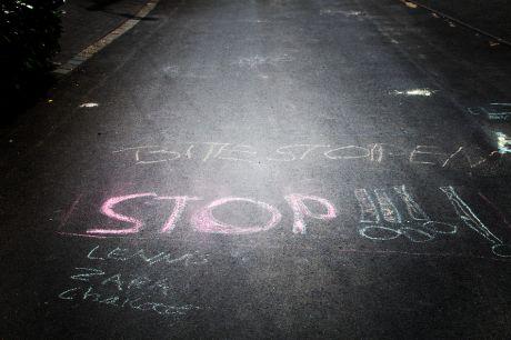 STOP!!!: Street-Art der anderen Art