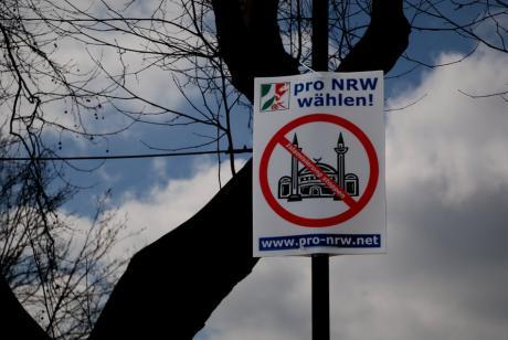 für NRW ?: Wahlplakat