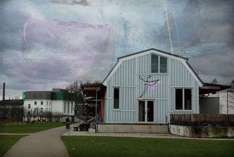 Cafe StückGUT: Güterhallen im Südpark