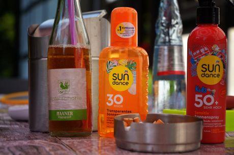 Sun-Dance: Sonnenspray ?! Was es alles gibt