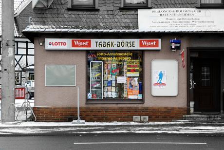 Tabak-Börse: Internet-Reisebüro
