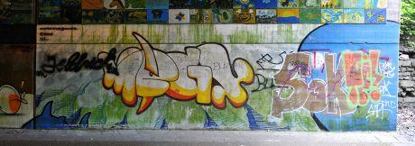 Tunnelkunst,. Nr. 2