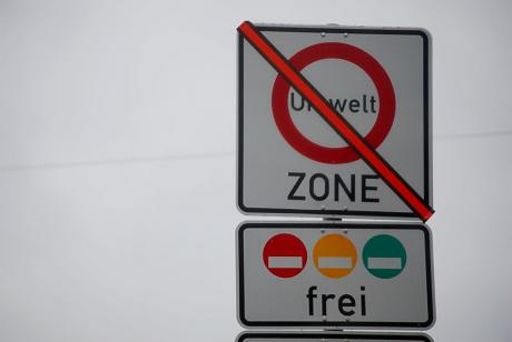 Umwelt: ZONE – frei
