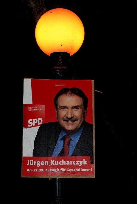 Jürgen Kucharczyk: Am 27.09. Zukunft für Generationen !