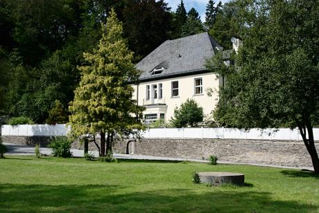Fabrikantenvilla der Familie Jagenberg: errichtet 1898