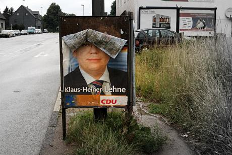 Reste: der letzten Europawahl