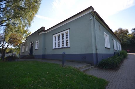 Waschhaus Weegerhof: Außenansicht