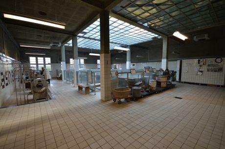 Waschhaus Weegerhof: Innenansicht