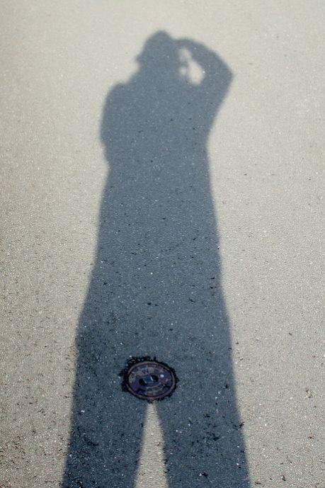 Wasser an Schatten