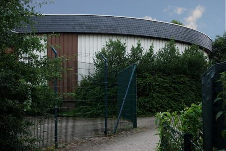 Wasserbehälter: Solingen-Krahenhöhe, 51.161877, 7.107783, westlich der Lehrwerkstatt