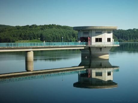 Wasserentnahmeturm