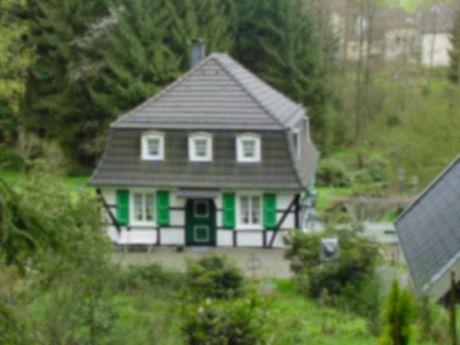 Johänntgesbrucher Mühle - weichgezeichnet/unscharf