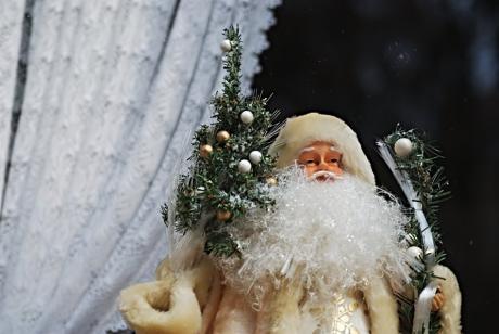 Weihnachtsmann: :-)