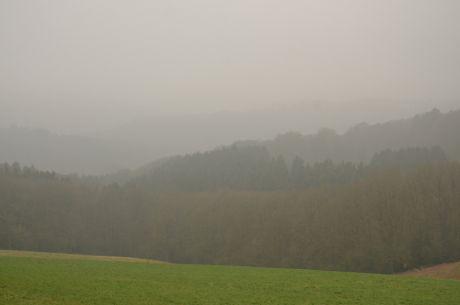 Nebel oder Sandsturm: wenn der Weißabgleich verrückt spielt