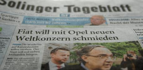 Fiat will mit Opel: neuen Weltkonzern schmieden