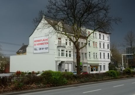 Werbefläche zu vermieten: Konrad-Adenauer-Straße